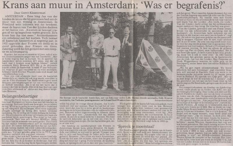 25-05-1992: Leeuwarder Courant