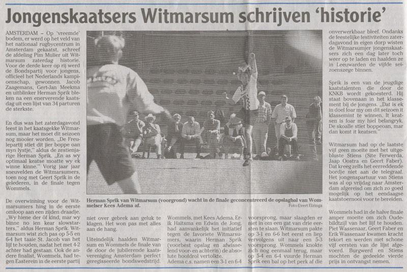 03-06-2002: Leeuwarder Courant